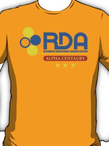 Resources Development Administration T-Shirt