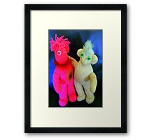 The Very Best of Friends Framed Print