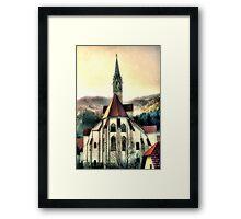 Kartause Framed Print