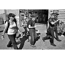 Ekka Patrol Photographic Print