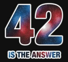 42 is the answer by steampunks