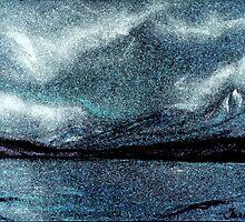 Twiglight Sea by Ivana Vuckovic