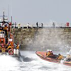 Lifeboat Weekend by Colin Brittain