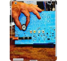 Ham AM Radio iPad Case/Skin