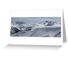 Garibaldi Provincial Park Greeting Card