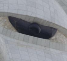 Eye of the Buddha Sticker