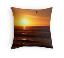 Fly me to the Sun Throw Pillow