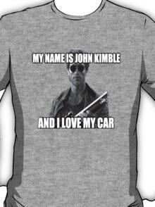 MY NAME IS JOHN KIMBLE T-Shirt