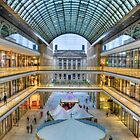 brand new shoppingmall in Berlin by Nicole W.
