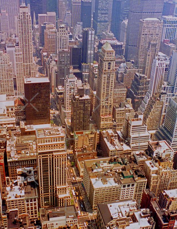 NYC II by Tom Gomez