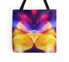 Abstract Emperor Tote Bag