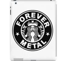 Forever Metal iPad Case/Skin
