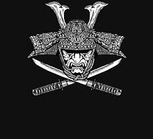Samurai Jolly Roger Unisex T-Shirt