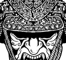 Samurai Jolly Roger Sticker