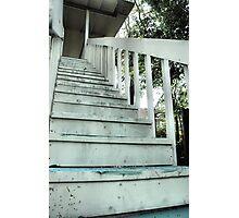 Stairway 2 Photographic Print