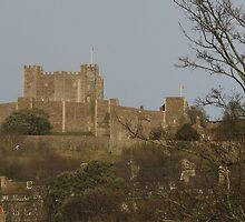 Dover Castle by Cleburnus