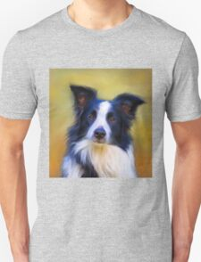 Taj - Border Collie Unisex T-Shirt