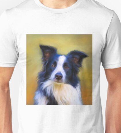 Taj - Border Collie Unisex T-Shirt