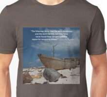 The Fisherman and the Sea Unisex T-Shirt