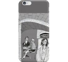 Italy-Siena gelato shop iPhone Case/Skin