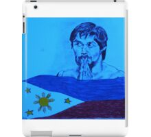 Manny   pacquiao    iPad Case/Skin