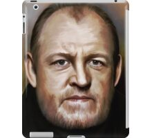 Tribute Joe. iPad Case/Skin