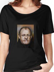 Tribute Joe. Women's Relaxed Fit T-Shirt