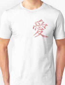 Kanji Love Unisex T-Shirt