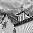 Star Barn from right. by Jeff  Wiles