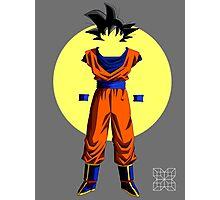 Sun Goku Photographic Print