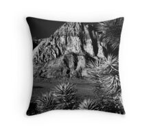 Rainbow Peak No. 1 Throw Pillow