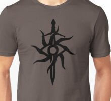 Symbol of the Inquisition (Black Variant) Unisex T-Shirt