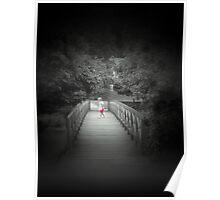 Lonely    ...bridge Poster