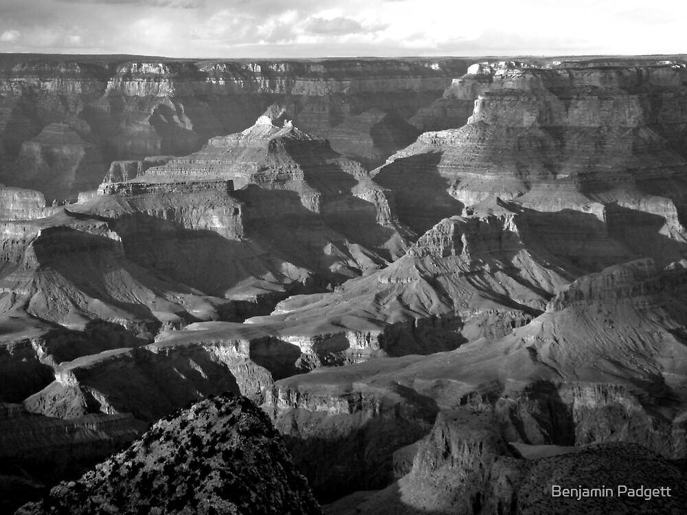 Grand Canyon Vista No. 3 by Benjamin Padgett