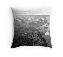 Grand Canyon Vista No. 5 Throw Pillow