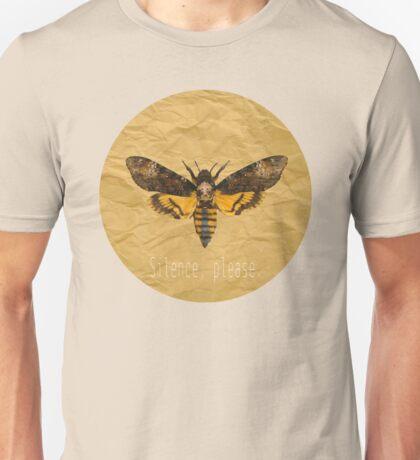 Silence of the Moth Unisex T-Shirt