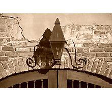 Queen Street Gas Lamp #2 Photographic Print