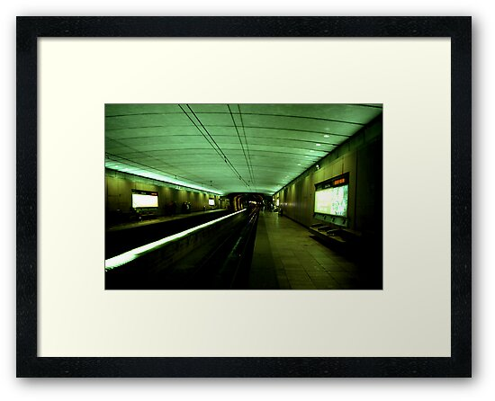 Metro Life by Ani Corless
