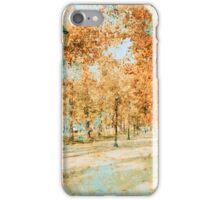 Chilean Autumn iPhone Case/Skin