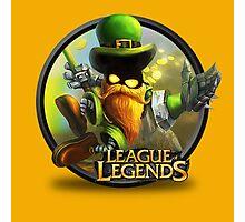 Veigar League of Legends Photographic Print