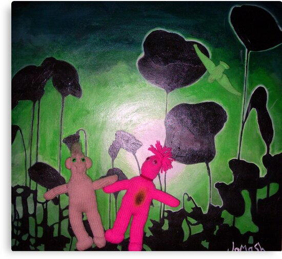 Lunar  Love by jomash