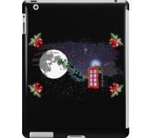 MERRY TARDIS iPad Case/Skin