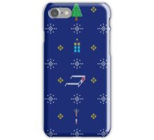 MERRY WHOVIAN CHRISTMAS  iPhone Case/Skin