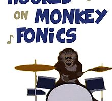 Monkey fonics by kissdani