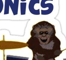 Monkey fonics Sticker