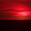 RED SKY AT NIGHT by leonie7