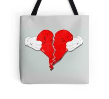 Heartless - Kanye West Tote Bag