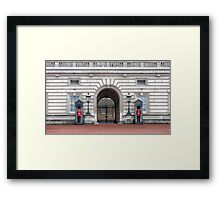The Guards Framed Print
