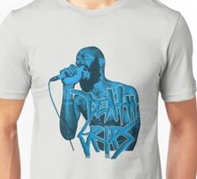 Death Grips | Colour Blue Unisex T-Shirt