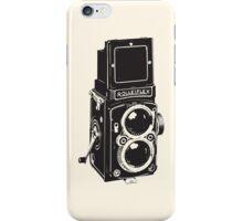 Camera: Rolleiflex iPhone Case/Skin